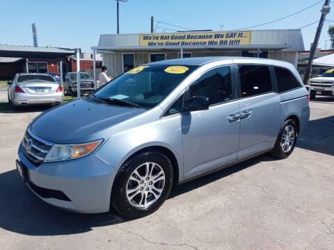 2011 Honda Odyssey for sale at Taylor Trading Co in Beaumont TX