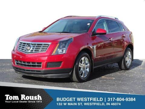 2013 Cadillac SRX for sale at Tom Roush Budget Westfield in Westfield IN