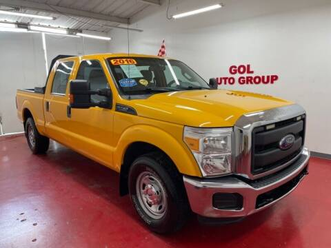 2016 Ford F-250 Super Duty for sale at GOL Auto Group in Austin TX