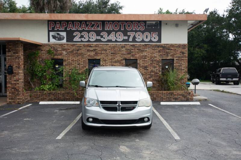 2012 Dodge Grand Caravan for sale at Paparazzi Motors in North Fort Myers FL