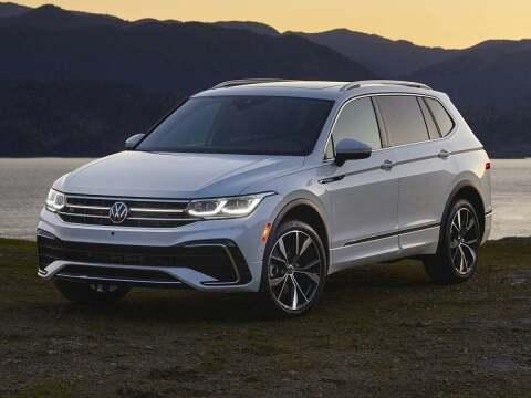 2022 Volkswagen Tiguan for sale at Boston Volkswagen in Watertown MA