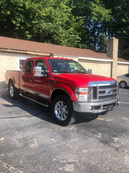 2008 Ford F-250 Super Duty for sale at Butler's Automotive in Henderson KY