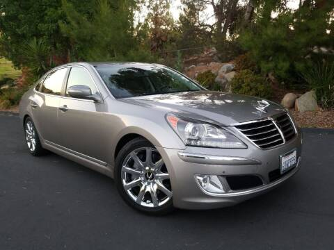 2012 Hyundai Equus for sale at Legend Auto Sales Inc in Lemon Grove CA