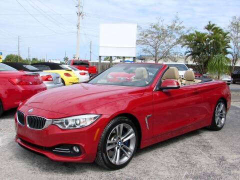 2015 BMW 4 Series for sale at Auto Quest USA INC in Fort Myers Beach FL