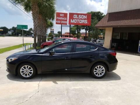 2016 Mazda MAZDA3 for sale at Olson Motors LLC in Saint Augustine FL