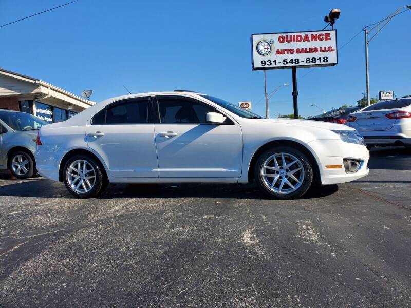 2012 Ford Fusion for sale at Guidance Auto Sales LLC in Columbia TN