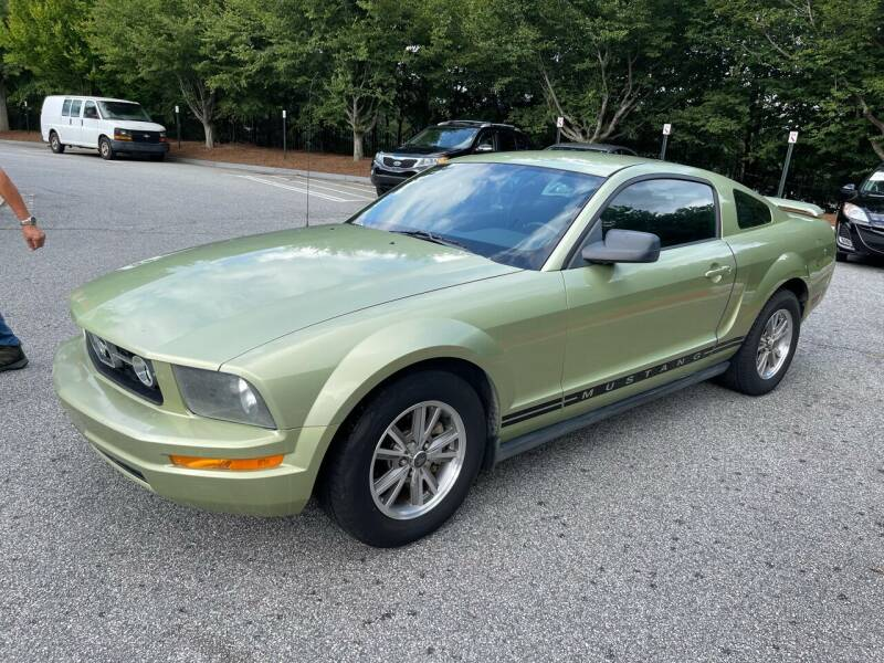 2005 Ford Mustang for sale at MJ AUTO BROKER in Alpharetta GA