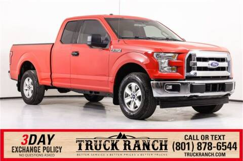 2017 Ford F-150 for sale at Truck Ranch in American Fork UT