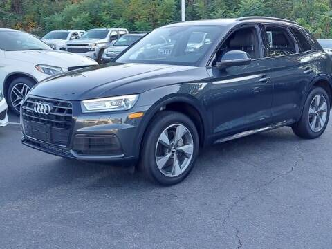 2020 Audi Q5 for sale at Automall Collection in Peabody MA