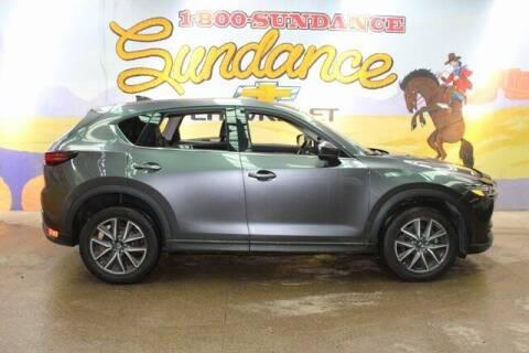 2018 Mazda CX-5 for sale at Sundance Chevrolet in Grand Ledge MI