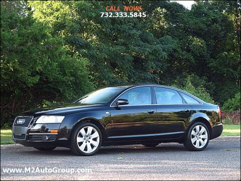 2005 Audi A6 for sale at M2 Auto Group Llc. EAST BRUNSWICK in East Brunswick NJ