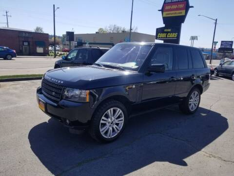 2012 Land Rover Range Rover for sale at Cool Cars LLC in Spokane WA