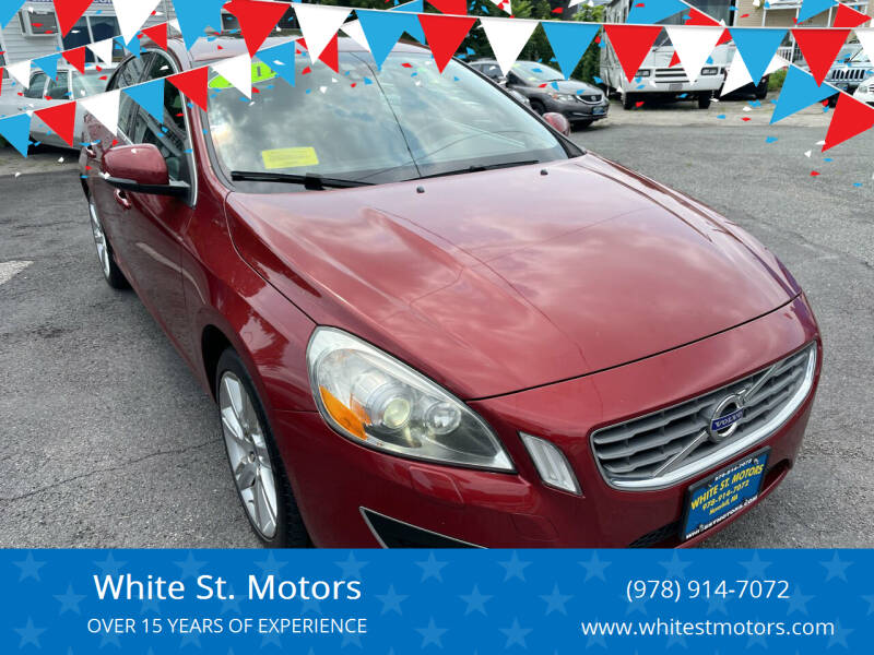 2011 Volvo S60 for sale at White St. Motors in Haverhill MA