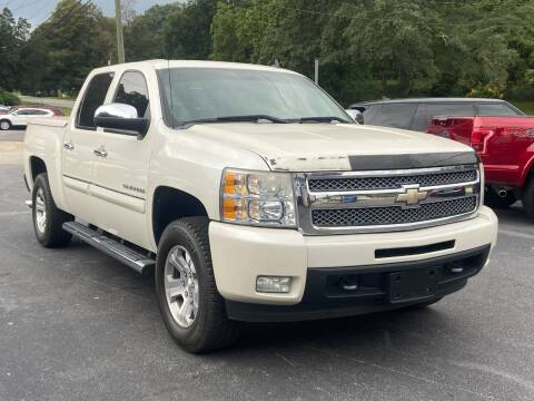 2011 Chevrolet Silverado 1500 for sale at Luxury Auto Innovations in Flowery Branch GA