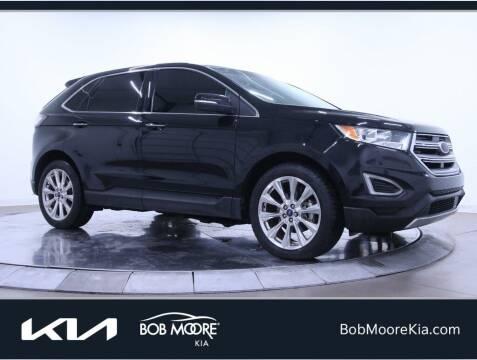 2017 Ford Edge for sale at Bob Moore Kia in Oklahoma City OK