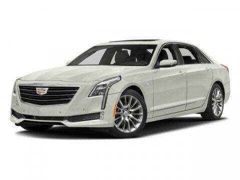 2017 Cadillac CT6 for sale at Park Place Motor Cars in Rochester MN
