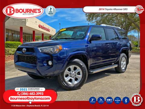 2014 Toyota 4Runner for sale at Bourne's Auto Center in Daytona Beach FL