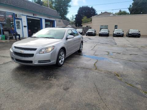 2008 Chevrolet Malibu for sale at MOE MOTORS LLC in South Milwaukee WI