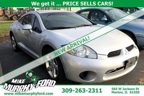 2008 Mitsubishi Eclipse for sale at Mike Murphy Ford in Morton IL