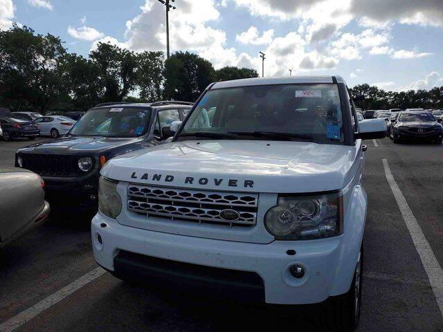 2013 Land Rover LR4 for sale in Hollywood, FL
