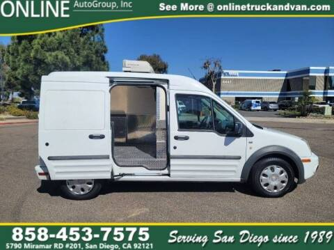 2012 Ford Transit Connect for sale at Online Auto Group Inc in San Diego CA