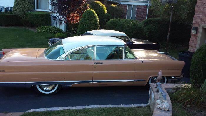 1956 Lincoln Premiere for sale in Cadillac, MI