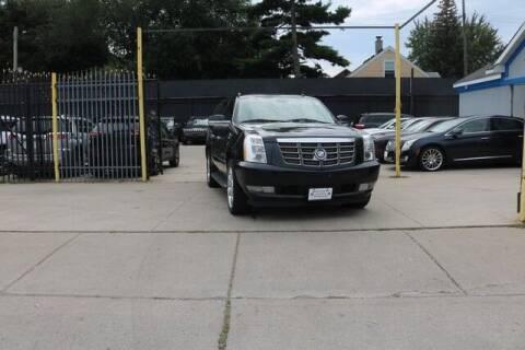 2011 Cadillac Escalade ESV for sale at F & M AUTO SALES in Detroit MI