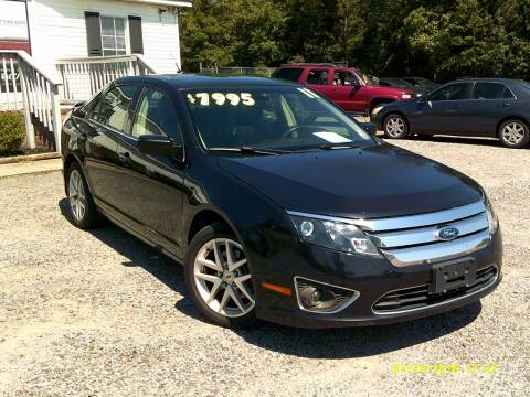 2011 Ford Fusion for sale at Let's Go Auto Of Columbia in West Columbia SC