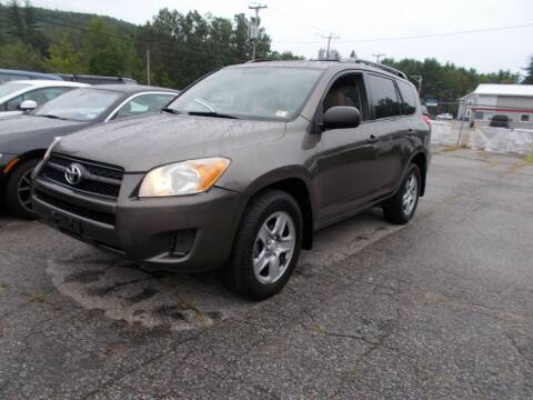 2011 Toyota RAV4 for sale at Manchester Motorsports in Goffstown NH