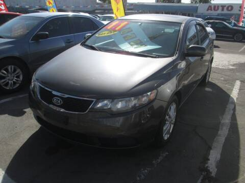 2011 Kia Forte for sale at Best Deal Auto Sales in Stockton CA