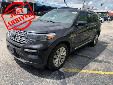 2020 Ford Explorer for sale at Florida Fine Cars - West Palm Beach in West Palm Beach FL
