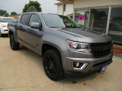 2019 Chevrolet Colorado for sale at Choice Auto in Carroll IA