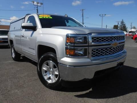 2015 Chevrolet Silverado 1500 for sale at McKenna Motors in Union Gap WA