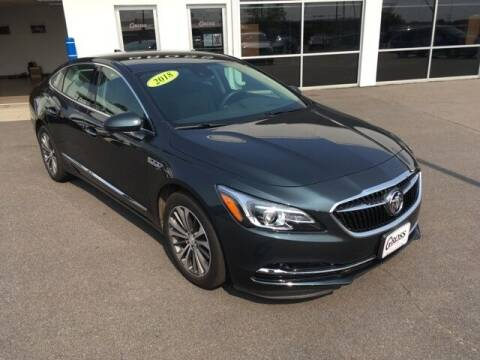 2018 Buick LaCrosse for sale at Gross Motors of Marshfield in Marshfield WI