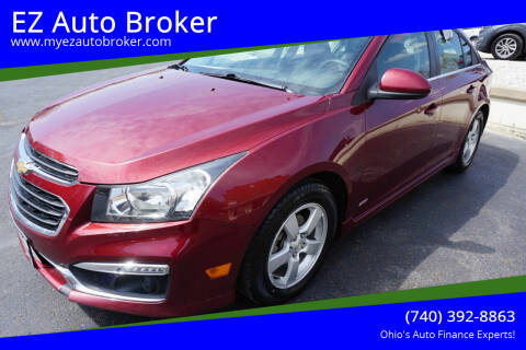 2016 Chevrolet Cruze Limited for sale at EZ Auto Broker in Mount Vernon OH