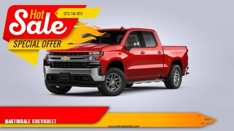 2020 Chevrolet Silverado 1500 for sale at MARTINDALE CHEVROLET in New Madrid MO