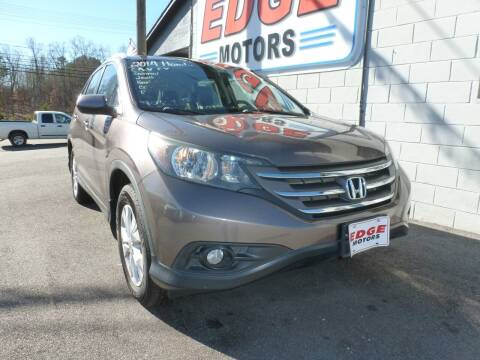 2014 Honda CR-V for sale at Edge Motors in Mooresville NC