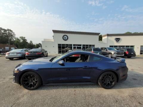 2019 Ford Mustang for sale at Moke America of Virginia Beach in Virginia Beach VA