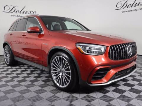 2020 Mercedes-Benz GLC for sale at DeluxeNJ.com in Linden NJ