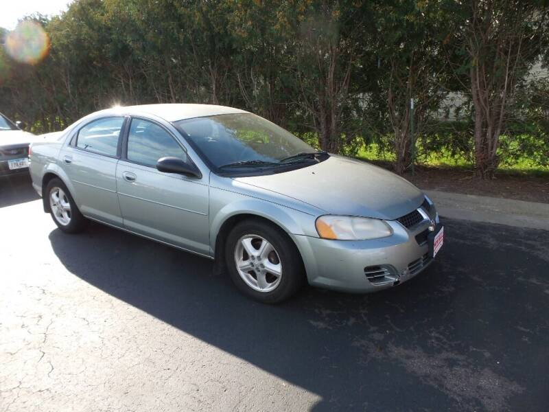 2004 Dodge Stratus for sale at WAYNE HALL CHRYSLER JEEP DODGE in Anamosa IA