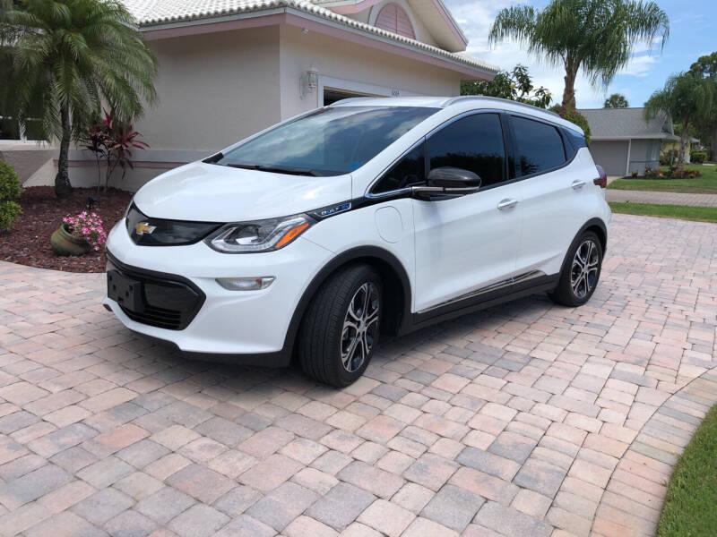 2017 Chevrolet Bolt EV for sale at Bcar Inc. in Fort Myers FL