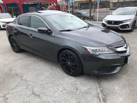 2016 Acura ILX for sale at Ivys Motorsport in Los Angeles CA