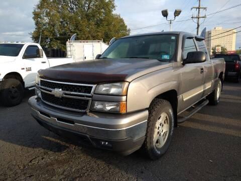 2006 Chevrolet Silverado 1500 for sale at P J McCafferty Inc in Langhorne PA