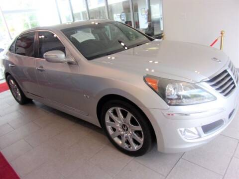 2013 Hyundai Equus for sale at Adams Auto Group Inc. in Charlotte NC