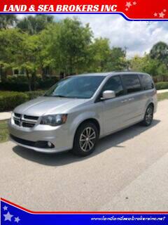 2017 Dodge Grand Caravan for sale at LAND & SEA BROKERS INC in Deerfield FL