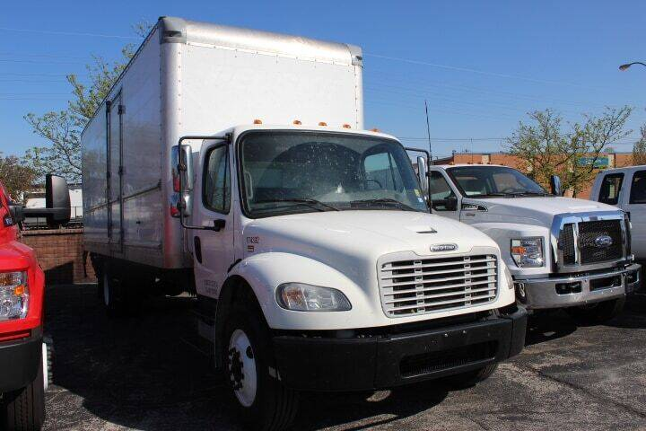 2017 Freightliner M2 106 for sale at BROADWAY FORD TRUCK SALES in Saint Louis MO