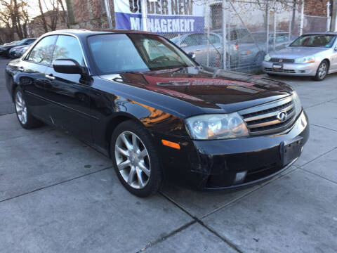 2003 Infiniti M45 for sale at Brick City Affordable Cars in Newark NJ