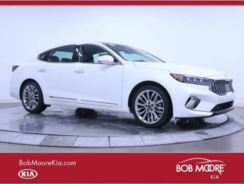2020 Kia Cadenza for sale at Bob Moore Kia in Oklahoma City OK