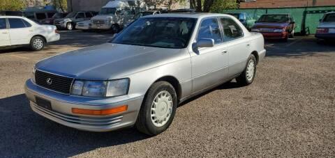 1991 Lexus LS 400 for sale at One Community Auto LLC in Albuquerque NM