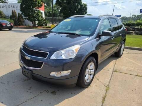 2011 Chevrolet Traverse for sale at G & R Auto Sales in Detroit MI